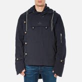 Vivienne Westwood Men's Military Parka Jacket Dark Blue