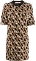 Marni Jacquard Knit Dress