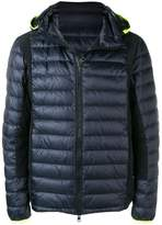 Moncler hooded shell jacket