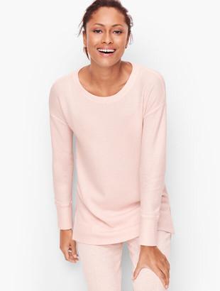 Talbots Textured Knit Pullover