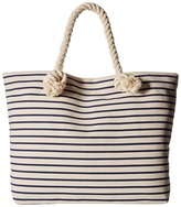 Canvas Beach Tote - ShopStyle
