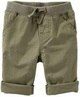 Osh Kosh Baby Boy Roll-Cuff Pants