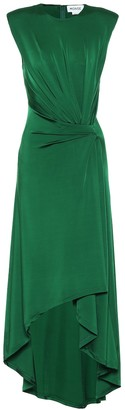 Monse Stretch-jersey midi dress