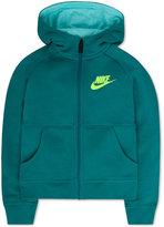 Nike Hooded Jacket, Toddler & Little Girls (2T-6X)