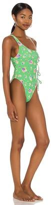 Frankie's Bikinis Honey One Piece