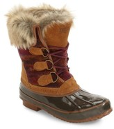 Khombu Women's Lace-Up Winter Boot