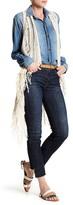 Jessica Simpson Hera Fringe Knit Cardigan