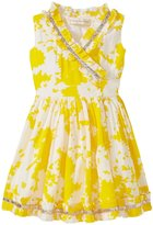 Cupcakes & Pastries Cupcakes & Pasteries Wrap Dress (Baby) - Yellow/White - 18-24 Months