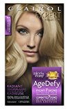 Clairol Age Defy Expert Collection, 9A Light Ash Blonde, Permanent Hair Color, 1 Kit