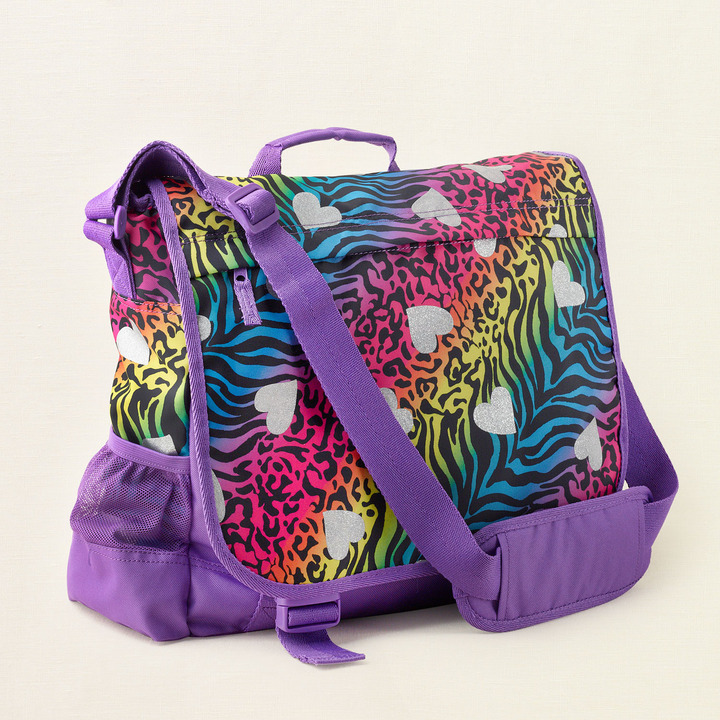 Children's Place Zebra messenger bag