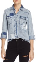 Generation Love Patches Chambray Shirt