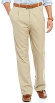 Daniel Cremieux Signature Pleated Cotton Tencel Pants