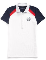 Tommy Hilfiger Final Sale- Pieced Polo
