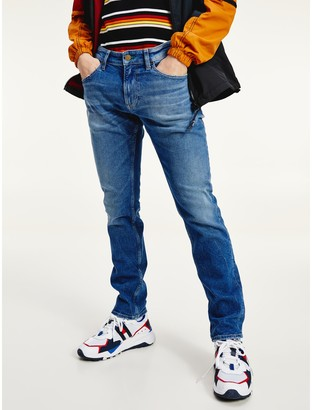 Tommy Hilfiger 100% Recycled Slim Fit Jean