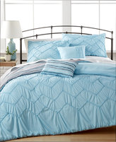 Jessica Sanders Avery 5-Pc. Reversible Full Comforter Set