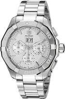 Tag Heuer Men's CAY211Y.BA0926 Analog Display Swiss Automatic Watch