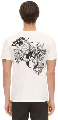 Lee Aoki X By Kim Jung Gi Print T-Shirt