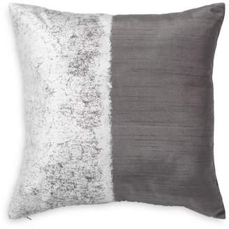 "Michael Aram Metallic Texture Decorative Pillow, 18"" x 18"""