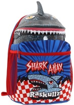 Raskullz 3-D Shark Attax Backpack