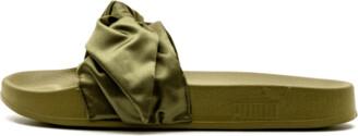 Puma Rihanna Fenty Bow Slide Womens Shoes - Size 7.5W