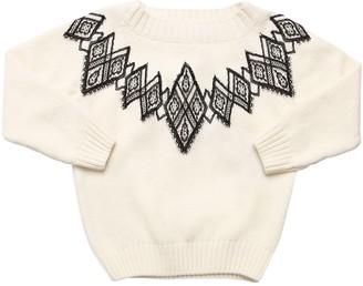 Ermanno Scervino Viscose Blend Knit Sweater