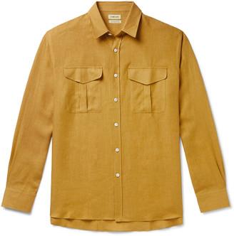 De Bonne Facture Explorer Cotton-Twill Shirt
