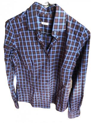 Barba Blue Cotton Knitwear for Women