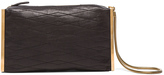 Lanvin Lambskin Private Clutch