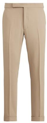 Ralph Lauren Gregory Crepe Suit Trouser
