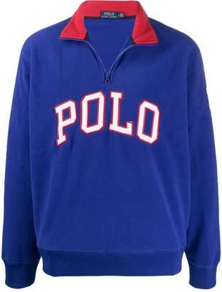 Polo Ralph Lauren Polo fleece sweatshirt