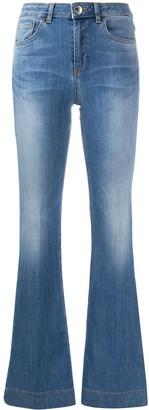 Pinko Flora flared jeans