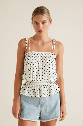 Seed Heritage Spot Cami