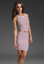 Dolce Vita Shandra Striped Mini