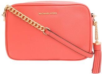 MICHAEL Michael Kors Ginny tassel detail crossbody bag