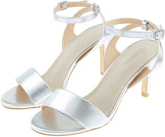 Under Armour Sue Strappy Occasion Sandals Silver