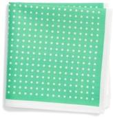 Nordstrom Boy's Dot Cotton Pocket Square