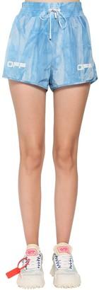 Off-White Active Nylon Shorts