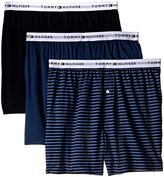 Tommy Hilfiger Men's 3-Pack Knit Boxer