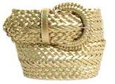 LFA Women's 3 Inch Wide Braided Belt
