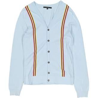 Gucci Blue Cotton Knitwear & Sweatshirts