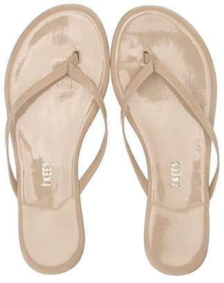 TKEES Foundation Gloss (Seashell) Women's Sandals