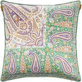 Etro Maiorca Cushion - Turquoise - 60x60cm