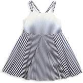 Milly Toddler's & Little Girl's Ombre Striped Double Strap Dress