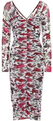 Diane von Furstenberg Floral-printed dress