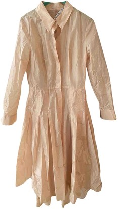 Christian Dior Pink Silk Trench coats