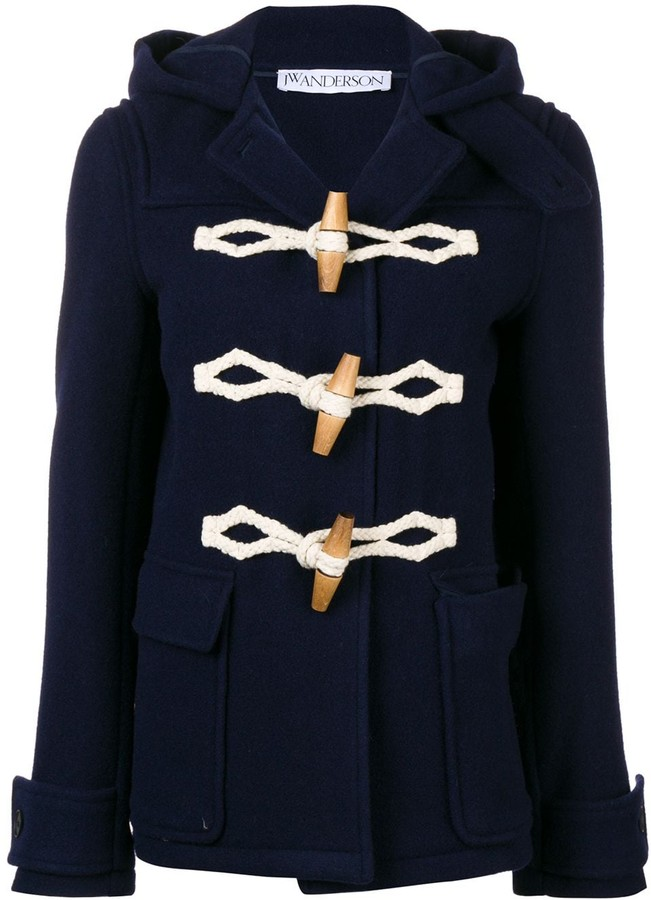 J.W.Anderson Hooded Duffle Coat