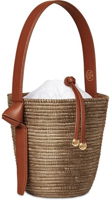 Lunchpail Cotton Canvas Top Handle Bag
