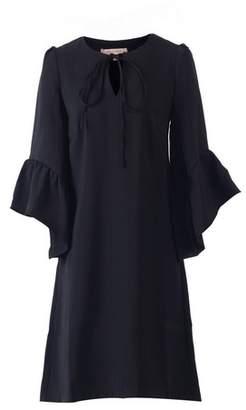 Dorothy Perkins Womens *Jolie Moi Black Flare Sleeved Shift Dress, Black