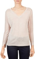 Gerard Darel Melody Linen Sweater