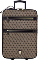 Dooney & Bourke Signature Rolling Suitcase